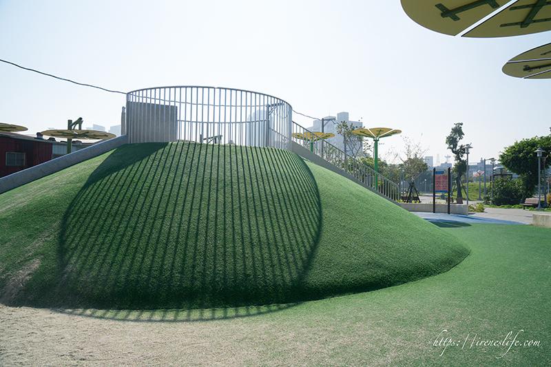 蘆洲線型公園