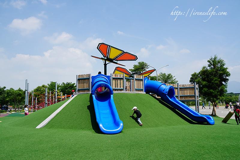 舞蝶共融遊戲場