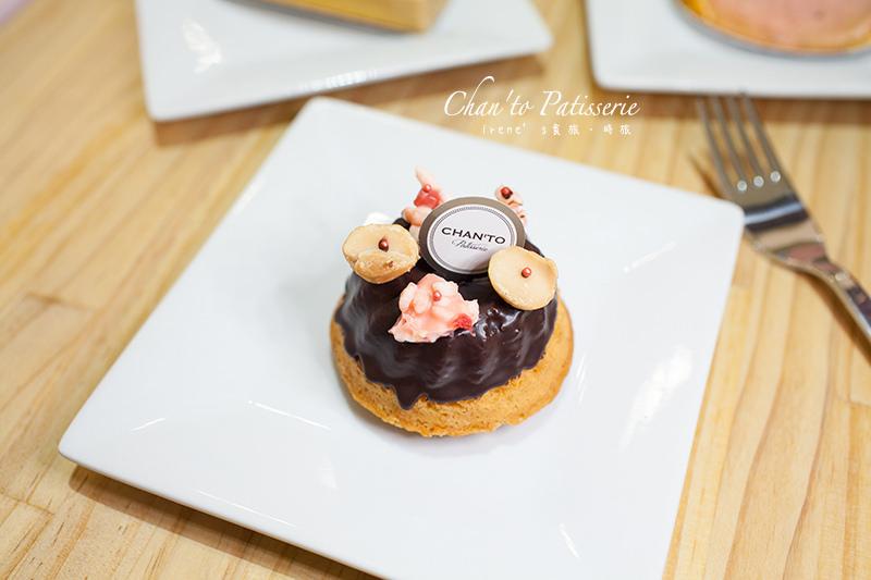 【台北松山區】Chan'to Patisserie 香豆 歐法手作甜點.微風本館甜點/精緻高雅的法式甜點/提供內用區