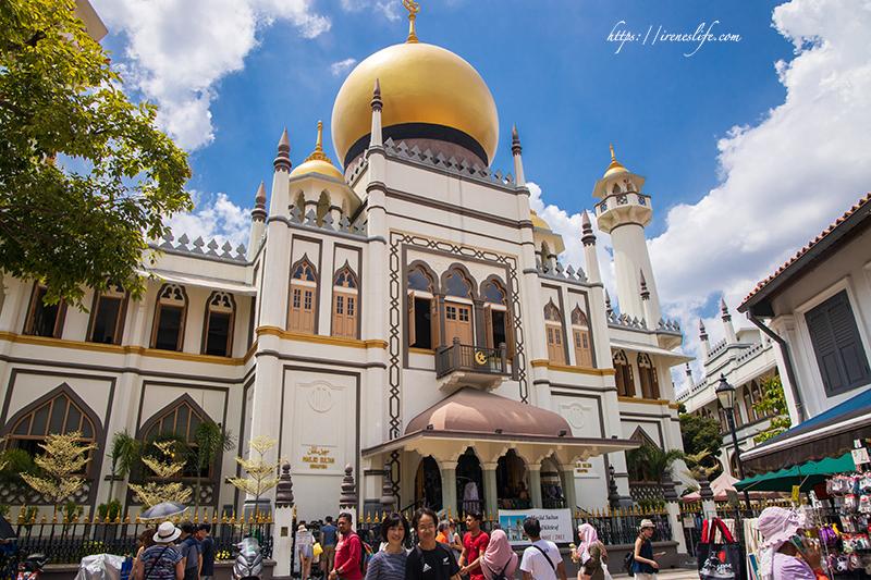 延伸閱讀:【新加坡景點】武吉士/阿拉伯區(甘榜格南)半日遊,個性以及色彩顯明的哈芝巷、最古老蘇丹回教堂、好逛的白沙浮購物廣場、必吃BENGAWAN SOLO、必買小CK