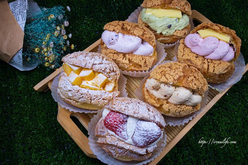 即時熱門文章:【台北中山區】行天宮美食,巷弄中的秒殺甜點,口味超多超平價的泡芙.諾緯手工鮮奶泡芙