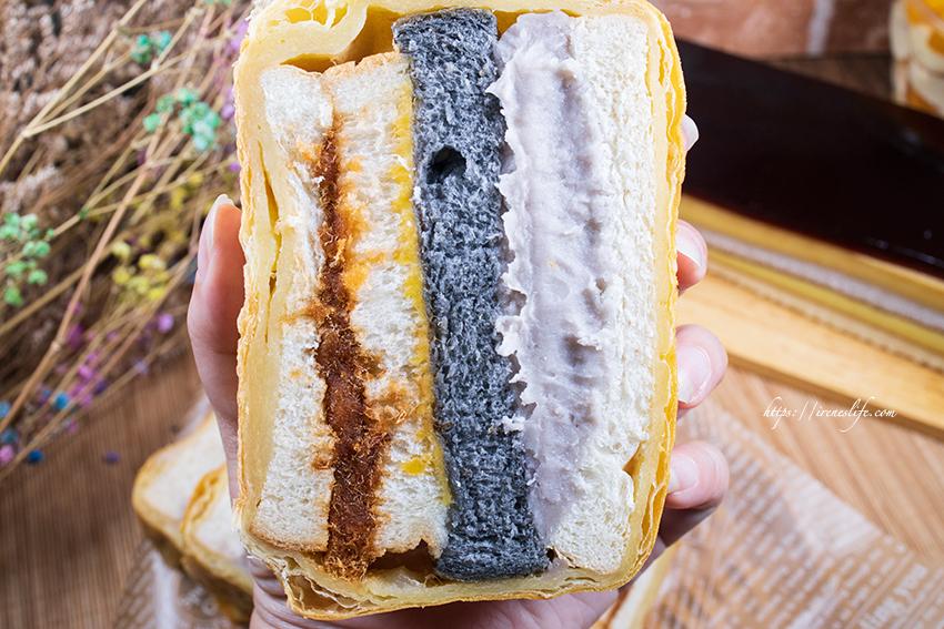 即時熱門文章:【台北中正區】爆漿芋泥肉鬆起酥麵包,超ㄉㄨㄞ的芋頭水晶蛋糕,厚實的芋泥餡難以招架.土司吐司烘焙坊