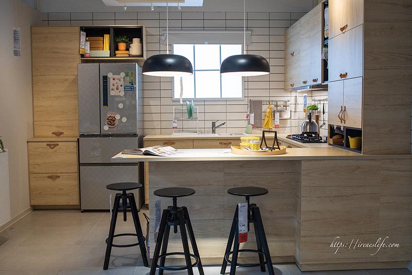 延伸閱讀:【新店IKEA】首家IKEA CAFÉ,還有全台唯一的鐵板現煎肋眼牛排.IKEA 宜家家居(新店店)