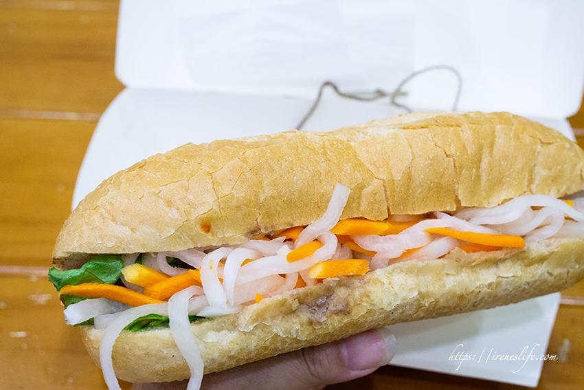 越法三明治