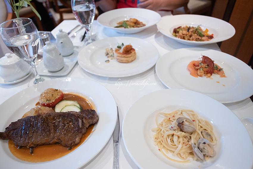 即時熱門文章:【公主郵輪】盛世公主號飲食篇,餐廳美食指南,餐廳、點心吧、自助餐、披薩,無限量免費享用