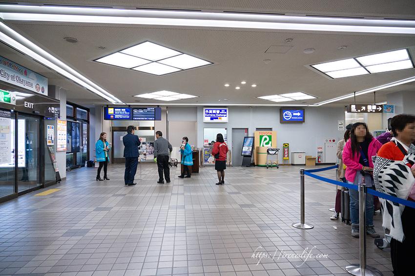 延伸閱讀:【岡山】岡山機場(岡山桃太郎機場)介紹,交通、設施、餐廳、伴手禮攻略