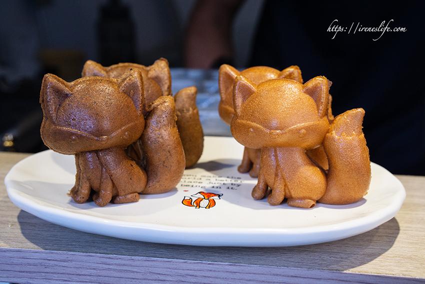 19.08.23-小狐狸的日嚐甜點