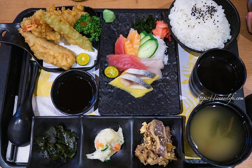 延伸閱讀:【林口】三井outlet美食,來自日本東京銀座和風洋食,380元就能擁有豐富的特選御膳.銀座宮下
