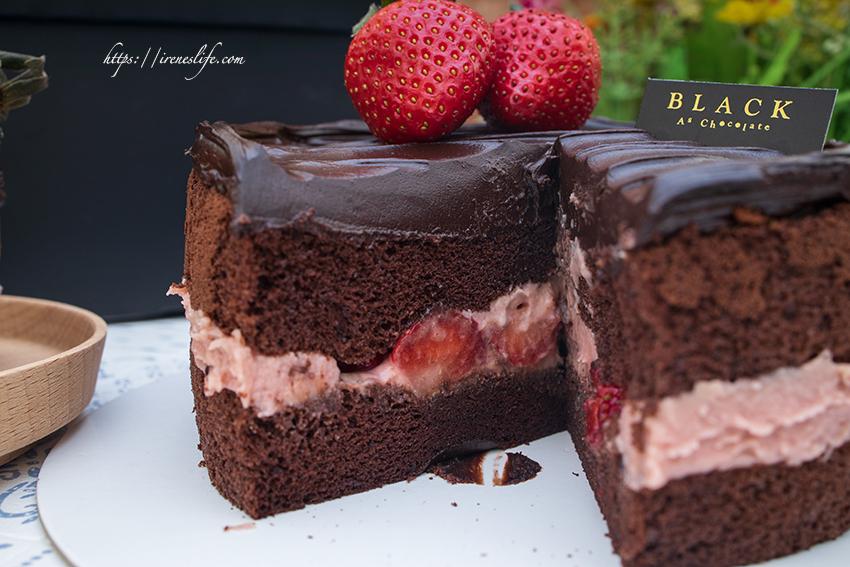 即時熱門文章:【蛋糕】超人氣季節限定甜點,新鮮草莓與超濃生巧克力的邪惡組合.BAC黑嘉侖草莓巧克力蛋糕