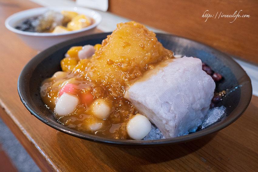 即時熱門文章:【台北大同區】大龍峒美食,糯米糖水古早味冷熱冰,巨型芋泥一定要吃.極極冷熱冰