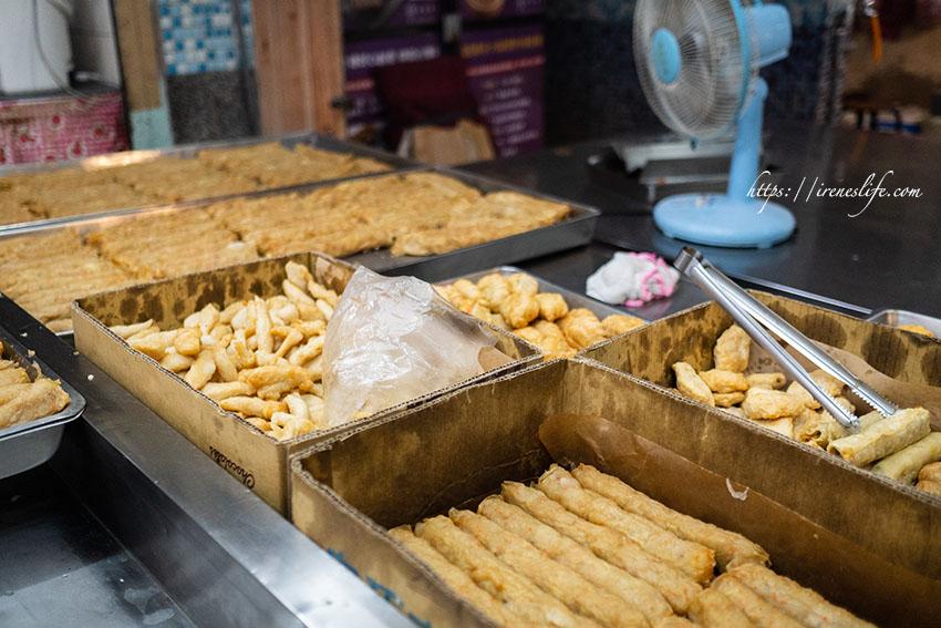 即時熱門文章:【金山】真材實料的甜不辣,芋頭肉捲吃的到香濃的芋味,到金山必買.阿郎甜不辣