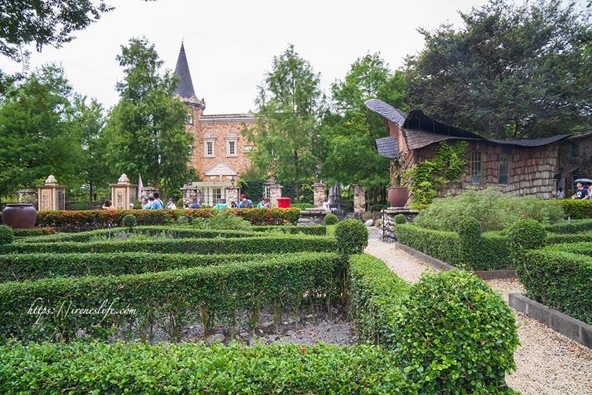 延伸閱讀:【花蓮】夢幻唯美的歐式庭園,城堡/花園迷宮/童話小屋,還有好喝的飲品.鷺鷥咖啡