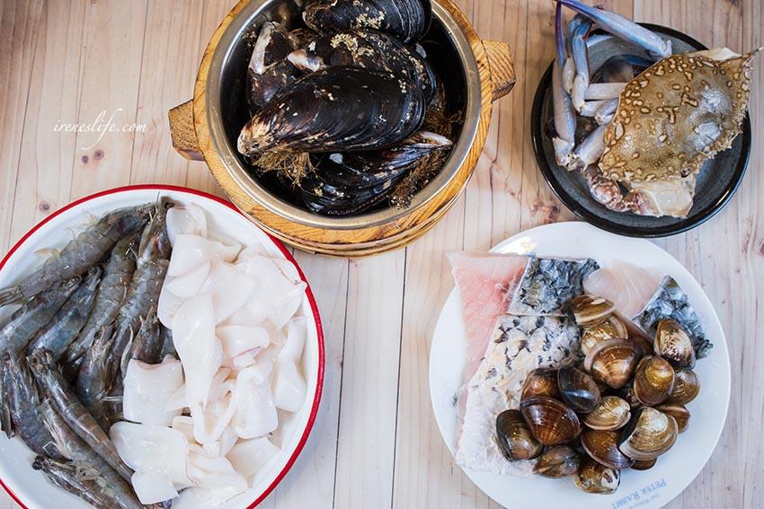 馬賽海鮮湯