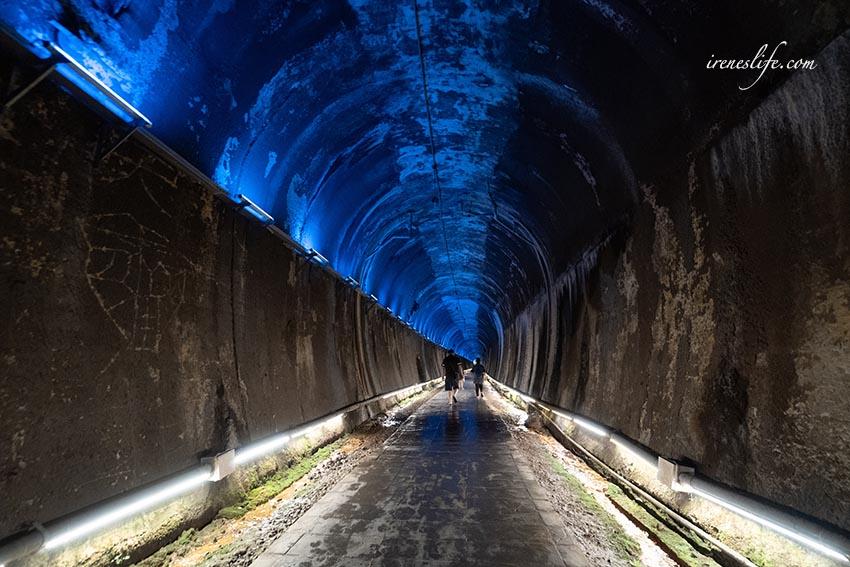 延伸閱讀:【苗栗】全台僅存百年歷史的鐵道城牆式隧道,穿越神秘夢幻的彩虹隧道訪古尋幽.功維敘隧道