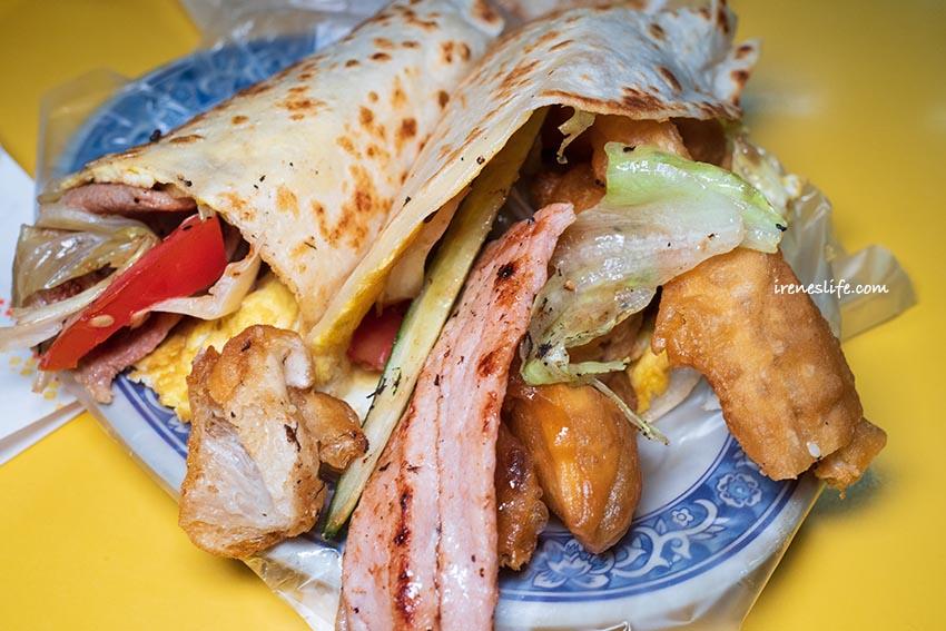 延伸閱讀:【台北大安區】超過一甲子老店的新鮮豆漿店,客製化的早餐,蛋餅夾飯、夾蔬菜、夾蘿蔔糕、夾韭菜餅什麼都可以夾