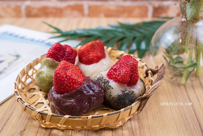 即時熱門文章:【三重蘆洲】黑麻糬的姐妹店,隱藏於市場中的好吃麻糬,草莓、芋泥、鹹蛋黃必吃,還可依喜好客製化.幸福麻糬