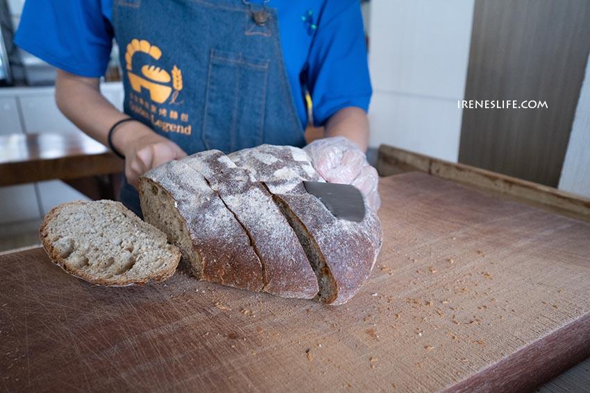 【苗栗】南庄必買窯烤麵包,還有時下很夯的生吐司!黃金傳說窯烤麵包13間老街店