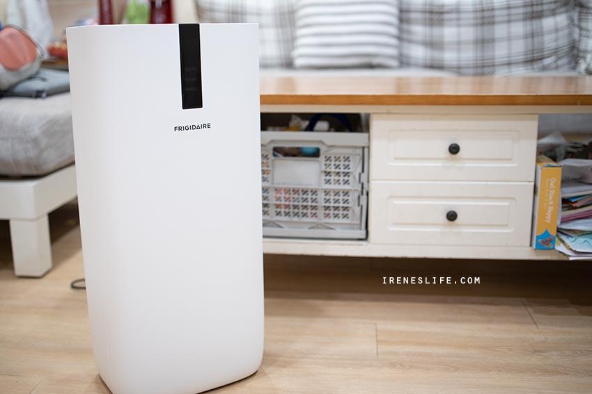延伸閱讀:【開箱】清淨機推薦,美國富及第Frigidaire7-10坪智慧型空氣清淨機,賞你清新的居家環境
