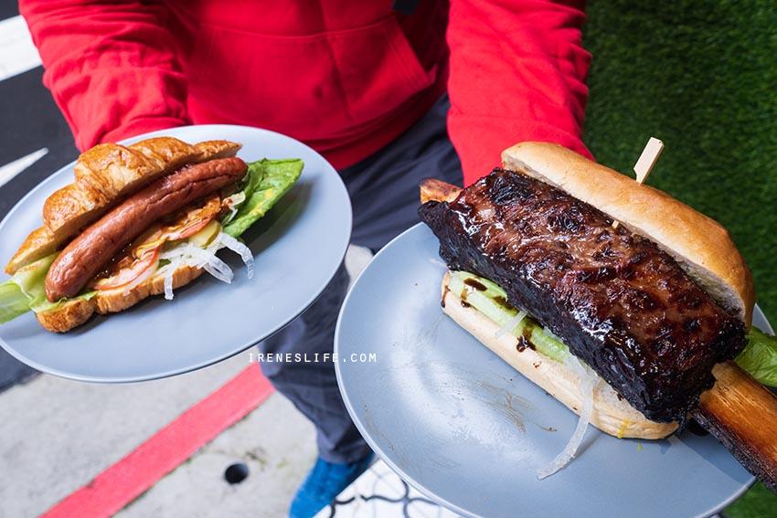 帶骨牛小排漢堡