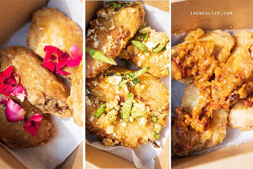 延伸閱讀:【台北中山區】香港老闆開的炸雞翅專賣店,玫瑰、鹹蛋、起司、娘惹口味超獵奇,讓人允指回味