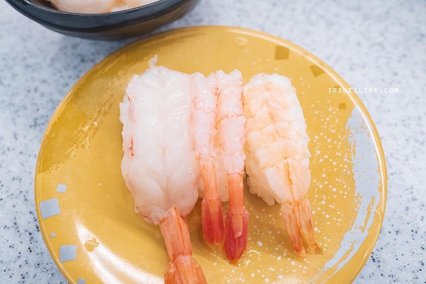 【南港】南港CITYLINK美食,爭鮮旗下迴轉壽司品牌,手機點餐新幹線列車直接送達.点爭鮮