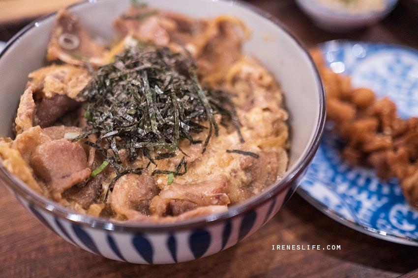 壽喜燒梅花豬肉丼