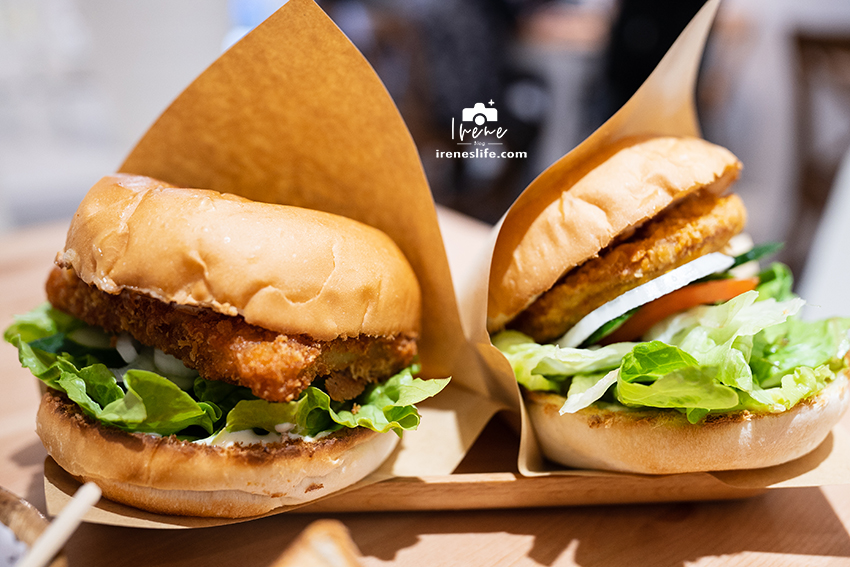 網站近期文章:【三重】捷運台北橋站早午餐,坐下來「好好吃飯」!每個漢堡都搭配不同的自製醬汁,麵包可換成巧巴達