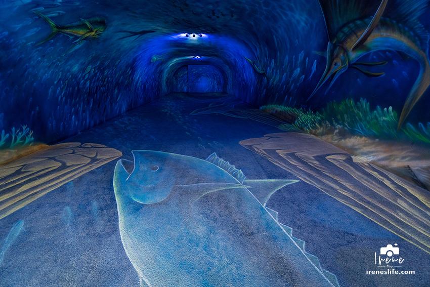 即時熱門文章:【宜蘭蘇澳】蘇澳免費景點,走進360度的3D海底隧道,DIY手作、魚產魚貨通通買的到.祝大漁物產館