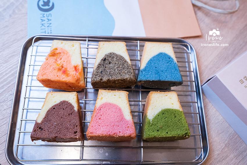 最新推播訊息:台中最新伴手禮推薦,富士山型生吐司、富士山磅蛋糕,可愛到捨不得咬下去.三牧田麵包專門店