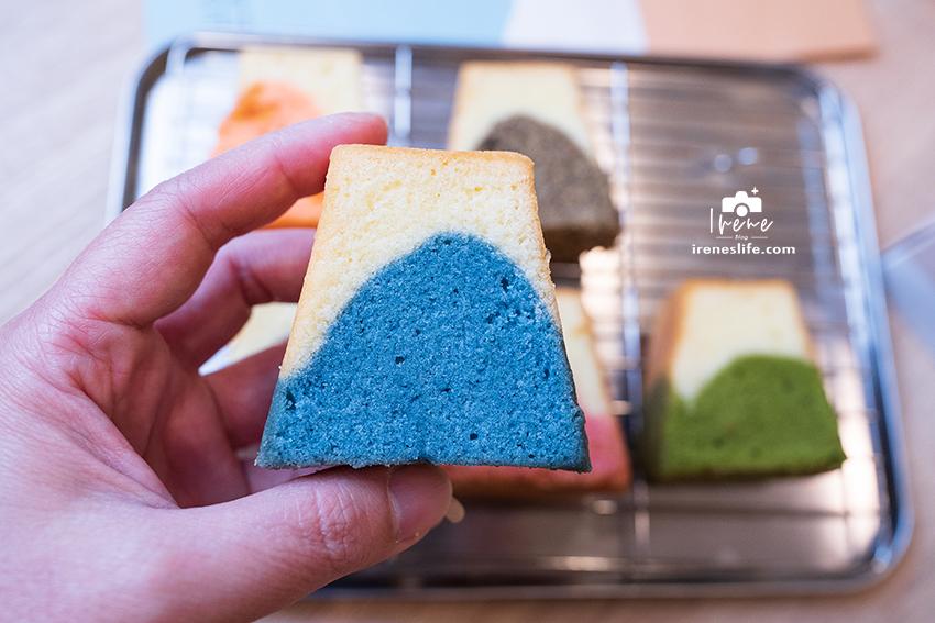 富士山磅蛋糕