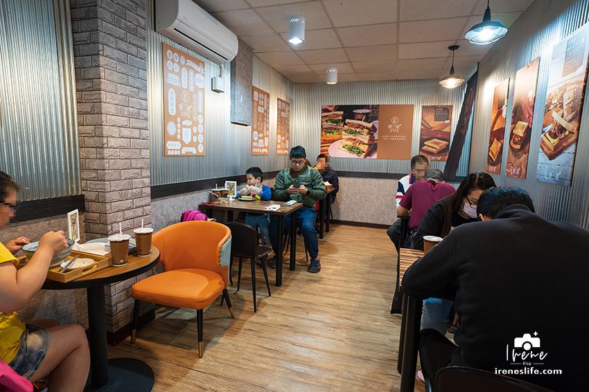【三重】烤肉香陣陣瀰漫的早午餐店,軟嫩多汁的烤肉排夾吐司、蛋餅都合拍.慶三號烤肉倉庫早午餐