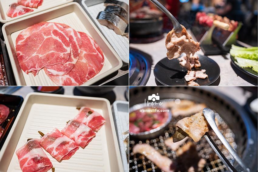 【西門町吃到飽餐廳】王品燒肉新品牌「肉次方」,近百種食材吃到飽!美國PRIME肋眼牛排桌邊現切超級狂