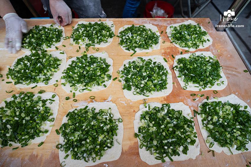 蘆洲總讚-手作蔥餅