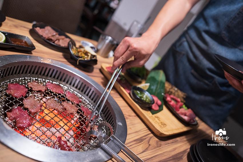 【桃園】桃園推薦炭火燒肉,牛舌七吃超厲害,一個人來也能吃,多人分享套餐CP值超級高.和東燒肉屋