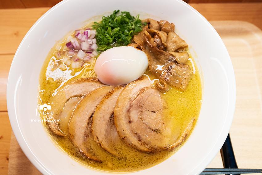 咖哩味噌拉麵