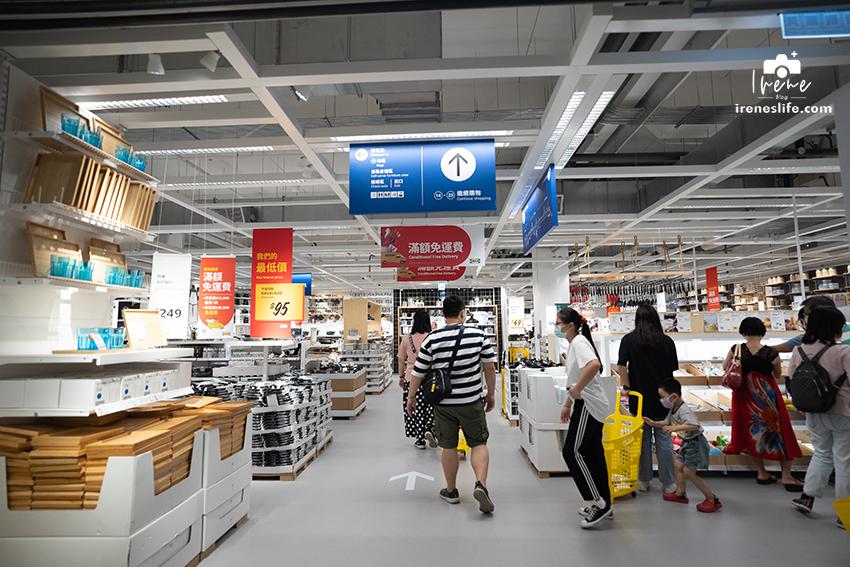 IKEA內湖店新開幕,獨家限定24盎司丁骨牛排、鯊鯊包,超人氣療癒的鯊鯊包一人限購2個