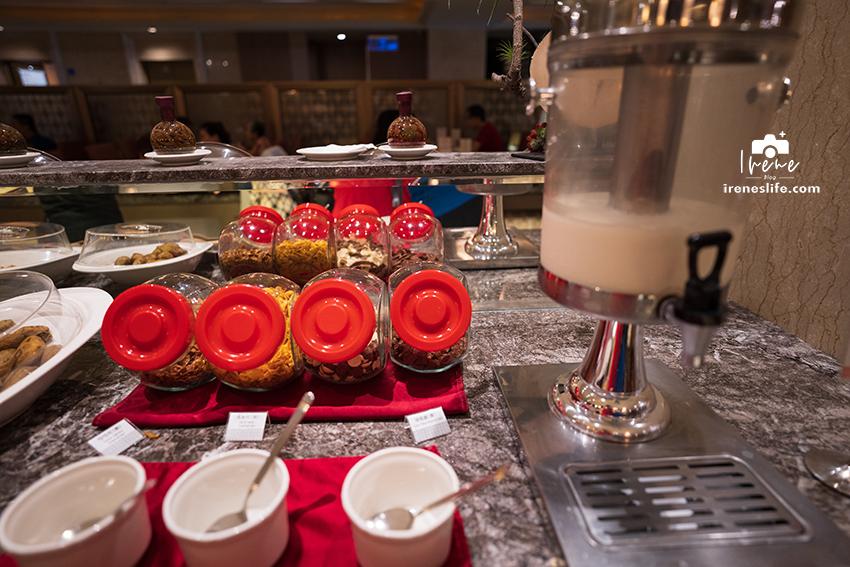 昇財麗禧酒店早餐