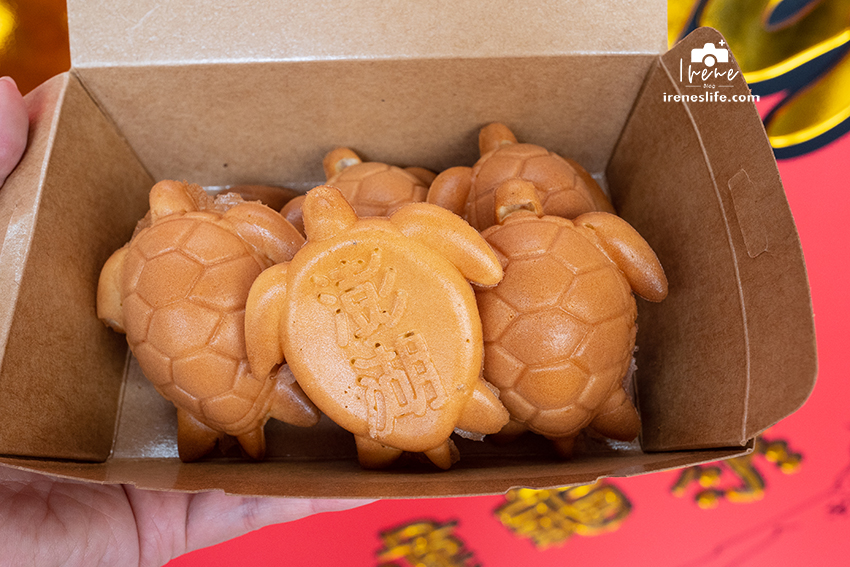 澎湖龜鮮奶雞蛋糕