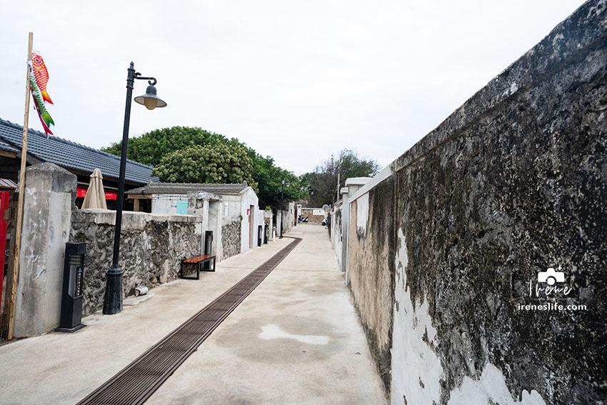 篤行十村眷村文化園區,澎湖版審計新村,復古卻融入年輕靈魂的文創景點