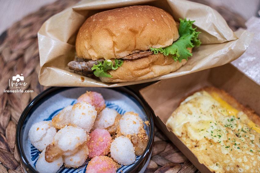即時熱門文章:龍濱路上新開的麵包烘焙、早餐店,餐點的漢堡、吐司都是自家手作,假日還有限定的肉桂捲