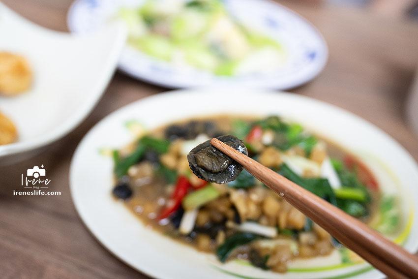 食尚玩家推薦澎湖市區美食,一開門就大排長龍!小管麵線、鮮蚵魯肉飯、炒貓仔奇.原味漁村小吃