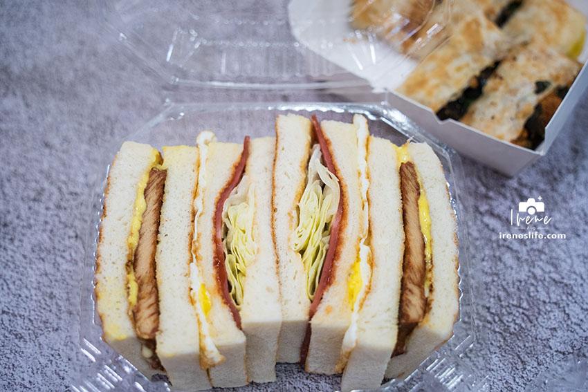 炭烤三明治