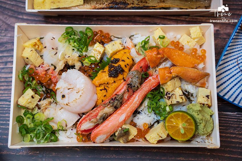 延伸閱讀:台北好吃海鮮丼飯,外送外帶到家安心享用,松葉蟹、海膽、干貝堆滿滿,味噌湯的魚肉也好有誠意