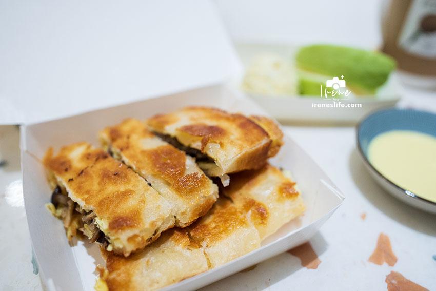 萬華巷弄中隱藏的文青早午餐,香酥脆皮蛋餅、現烤湯種吐司專賣,瑪格麗特搖身一變成蛋餅