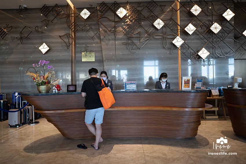 澎湖住宿推薦   馬公市區親子飯店,相連昇恆昌三號港購物中心,兼具住宿娛樂購物的海景飯店