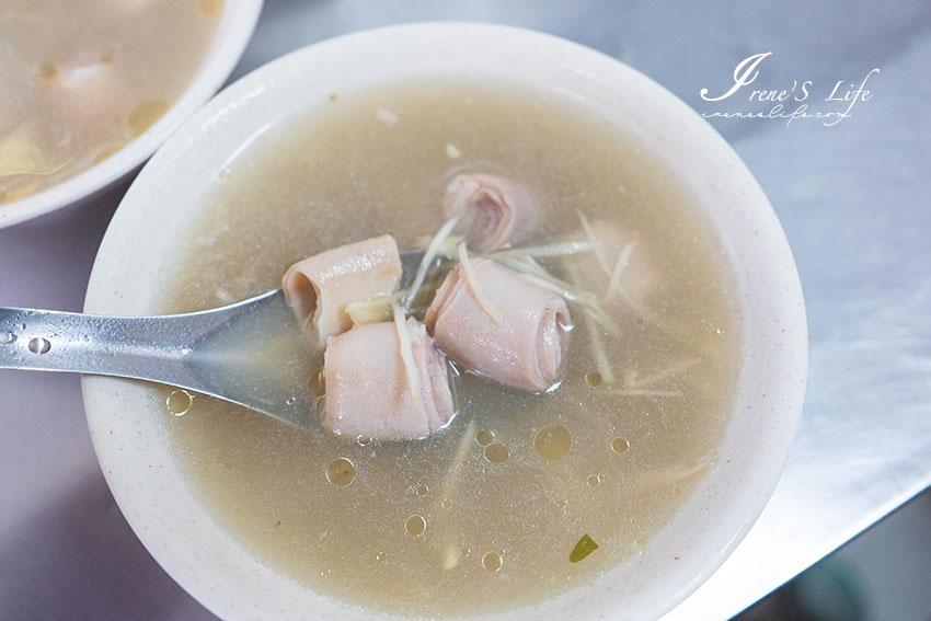 基隆五層豬腸湯