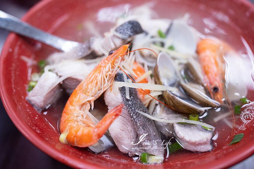 今日熱門文章:南方澳平價海鮮推薦,人滿為患的排隊美食,一碗只要69元的鮮魚湯料多味美,粥麵飯個個超大碗
